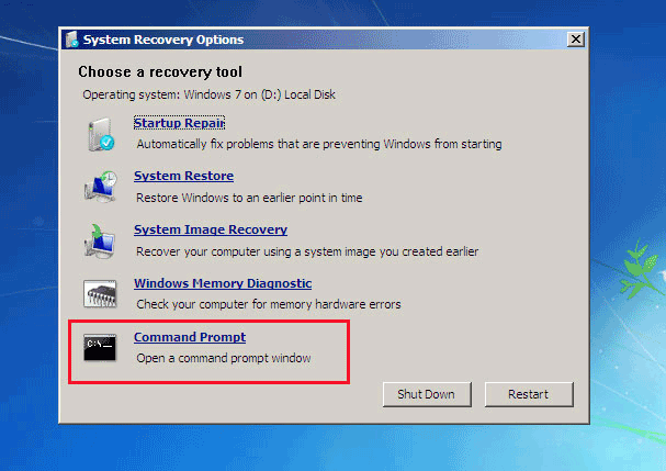 how do i restore my computer to factory settings windows 7 lenovo