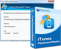recover itunes password on ipad