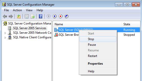 spower sql password master user guide rh windowspasswordsreset com SQL 2005 Tutorial SQL Express 2005