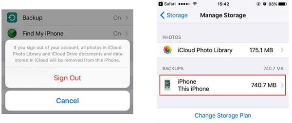 How to Retrieve Deleted iCloud Backup