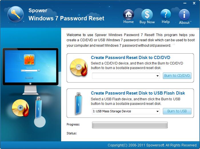 The Effective Windows 7 Password Reset Tool