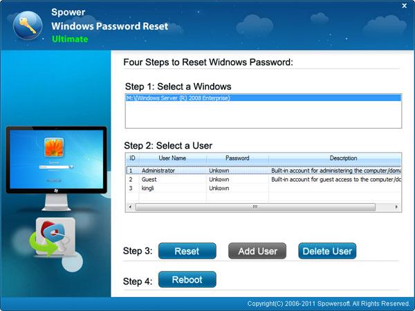 create a password reset disk on mac