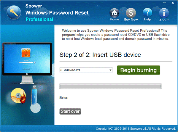 how to put password on laptop windows 7