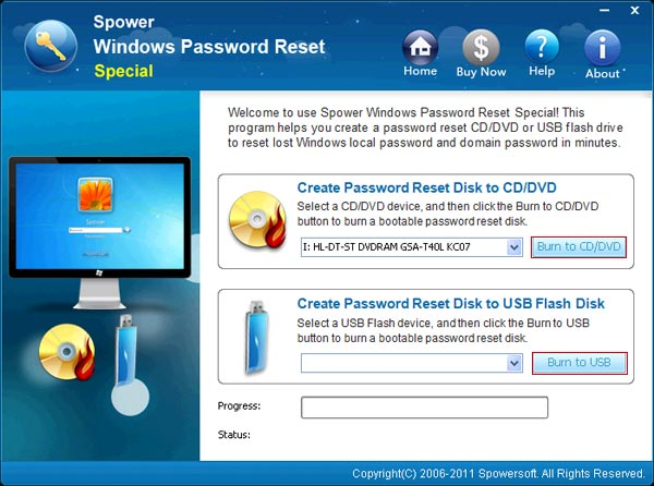 Windows SBS 2011 Password recovery